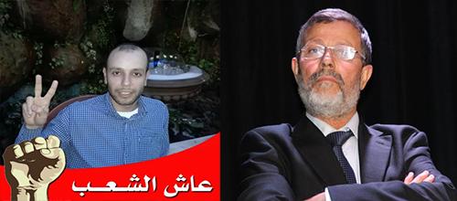 بسبب الفساد .. السيمو ينتقد الناشط الحقوقي محمد الركاع و الأخير يرد
