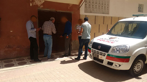 حي الأندلس : محاولة فاشلة لسرقة محل بقالة للمرة الثانية خلال ثلاثة أشهر