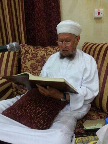 العالم الإسلامي يفقد أحد كبار المحدثين الشيخ عبدالله التليدي وليد دوار الصف قبيلة بني كرفط إقليم العرائش