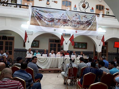 باحثون مغاربة وأجانب يتابعون ويحضرون لفعاليات المهرجان الدولي الثاني لمعركة القصر الكبير لحفظ الذاكرة.