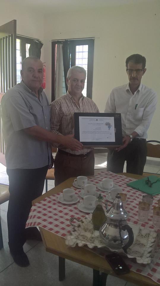 جائزة لمدرسة ابن زهر القصر الكبير على إثر المشاركة في AFRICA CODE WEEK