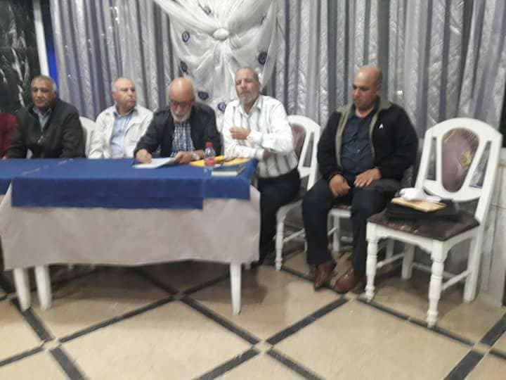 أحمد العلوشي رئيسا لولاية تالتة لجمعية رابطة قدماء لاعبي كرة القدم :
