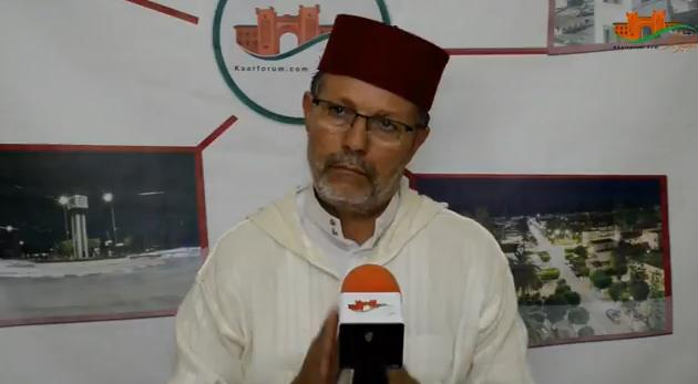 الرئيس السيمو يوضح أسباب تأخر بعض الأشغال بالمدينة