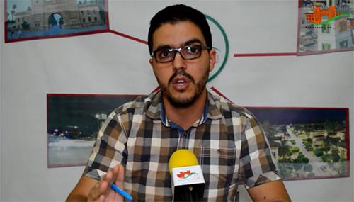 خالد المودن يرد على السيمو بخصوص تأخر الأشغال