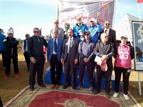 حلبة العمران العرائش : بطولة الجهة لألعاب القوى المدرسية ، بحضور أبطال عالميين