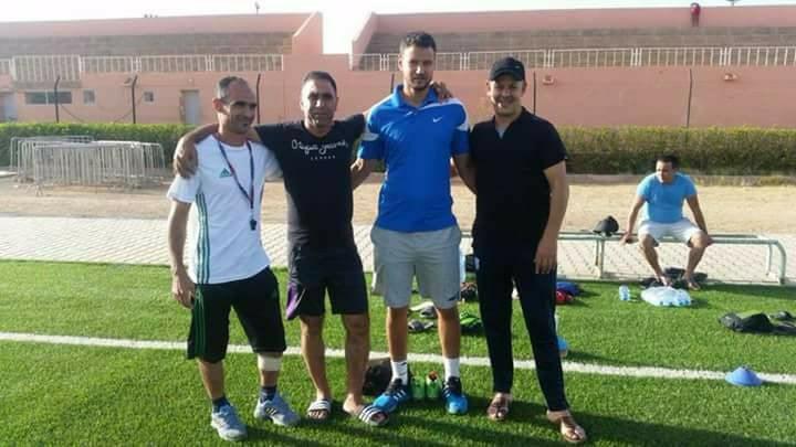 حميد الوردي يتعاقد مع الأمل الرياضي للحاجب