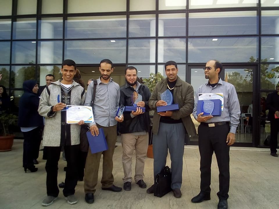 الرباط : تتويج الاستاذ عبد الباري المريني من القصر الكبير في إطار الأساتذة المجددين