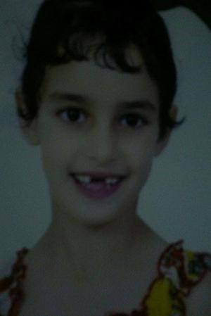 نداء : المساعدة في العثور على طفلة مختفية