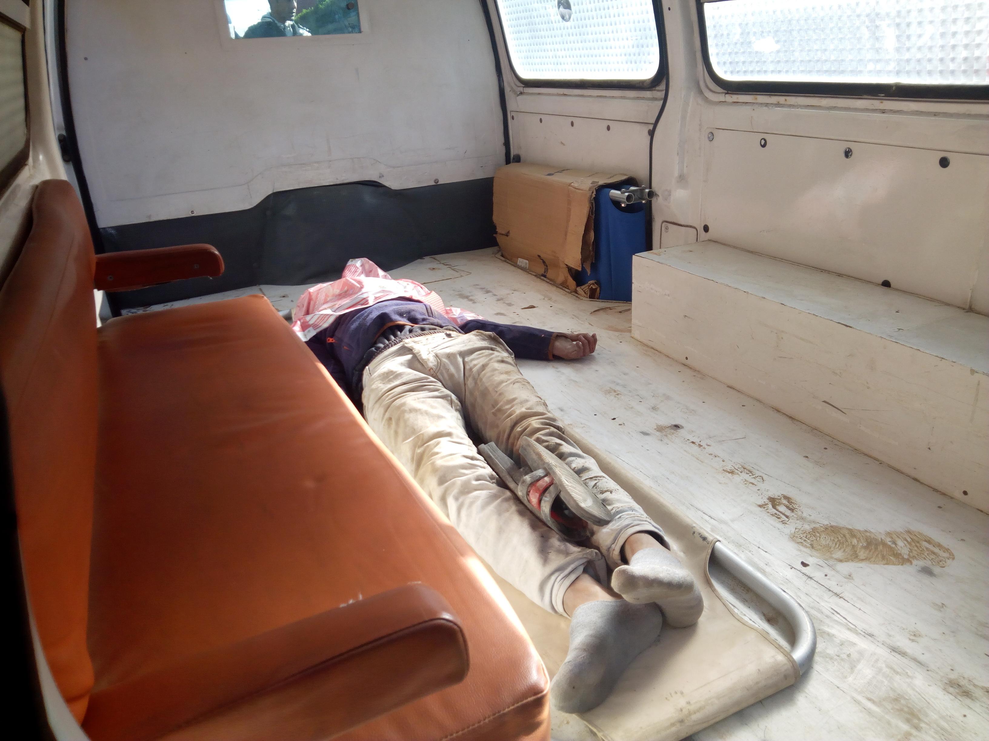 عاجل : وفاة قاصر بعد محاولة للهجرة السرية عبر حافلة للنقل الدولي