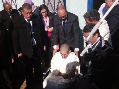 عامل إقليم العرائش يترأس بالفدان الكبير انطلاق المرحلة 1 من عملية رعاية 2017-2018