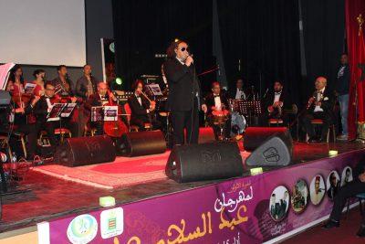 """ريحة """"الكاميلة"""" في مهرجان عبد السلام عامر"""