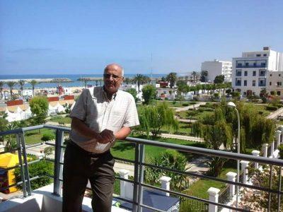 الشاعر أحمد الطود: مـَــنْ أراد الـــحـيـــاةَ هــــبَّ شُــجـــاعـــــاً  قـــاذفـــاً نــــارَهُ بـــــوجـــــهِ الــــفـــسَــادِ.