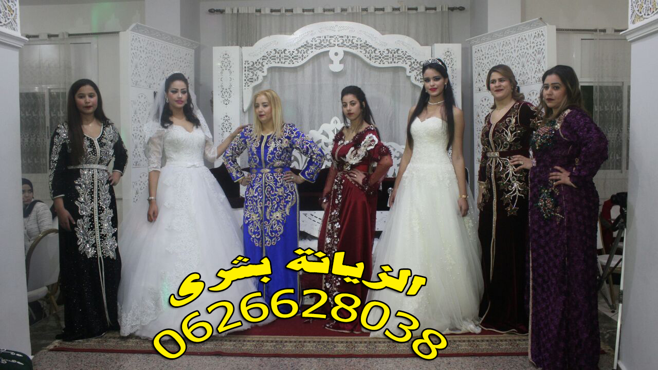 الزيانة بشرى تقدم عرضا فنيا لتزيين العرائس