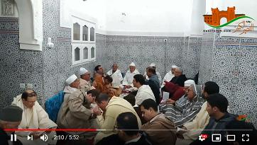 زاوية لالة فاطمة بنت سيدي أحمد الجباري تحتفل بذكرى المولد النبوي