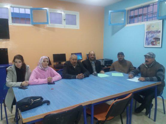 ميلاد الجمعية المغربية لاضطرابات  وصعوبات التعلم بالقصر الكبير