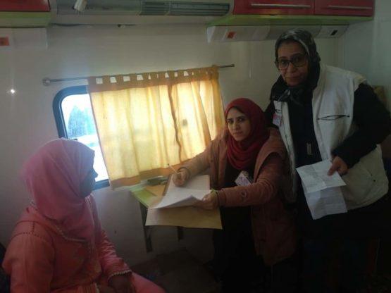 جمعية امل لمحاربة السرطان : قافلة طبية مجانية للكشف بواسطة التصوير الاشعاعي