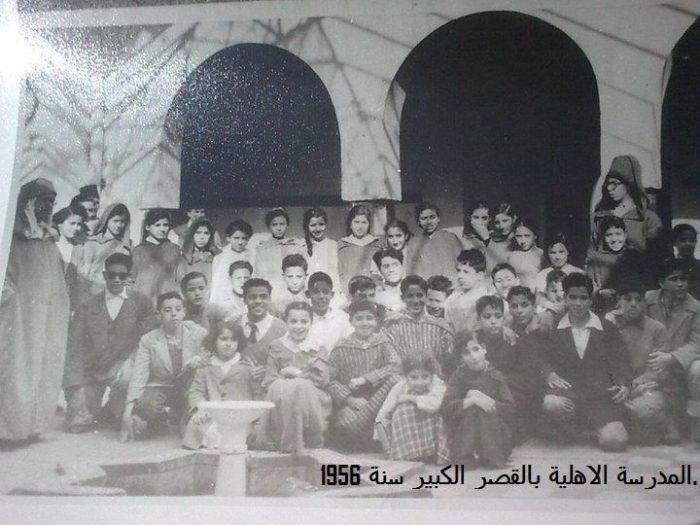 عبد السلام عامر تلميذ وملحن أناشيد المدرسة الأهلية