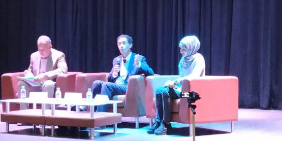 ندوة الاشتراكي الموحد بالقصر الكبير : عمر بلافريج يتحدث عن أزمة الخطاب السياسي والحاجة إلى آليات ديمقراطية جديدة ويدعو إلى تسقيف ارباح المحروقات