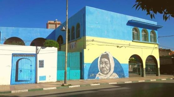 حديث الصورة : مدرسة سيدي بواحمد قلعة تربوية