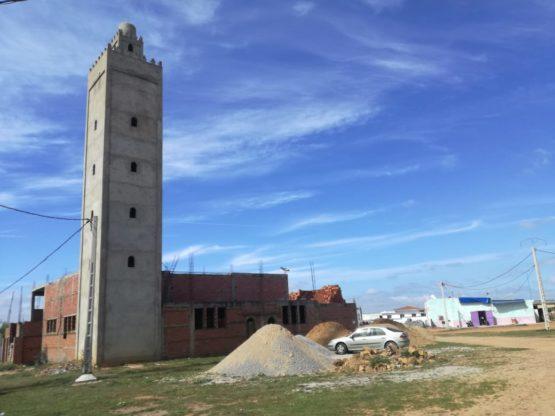 دعوة للمشاركة في إتمام بناء مسجد بمركز ريصانة الجنوبية