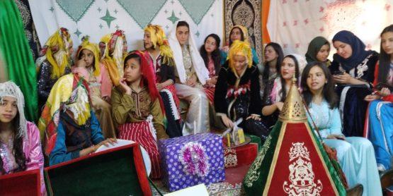 إعدادية الإمام مسلم تبدع في تنظيم معرض للتراث المحلي لمدينة القصر الكبير