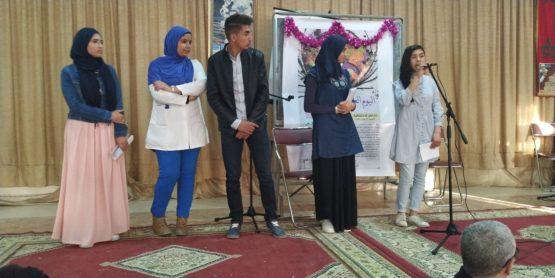 احتفالية أدبية فنية بالثانوية المحمدية بمناسبة اليوم العالمي للشعر