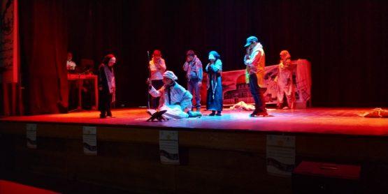 القصر الكبير : انطلاق فعاليات مهرجان المسرح المدرسي ….