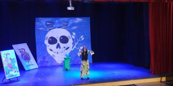"""جمعية """" الخيال """" تقدم الجوكير وتكرم الفنان السلطاني"""