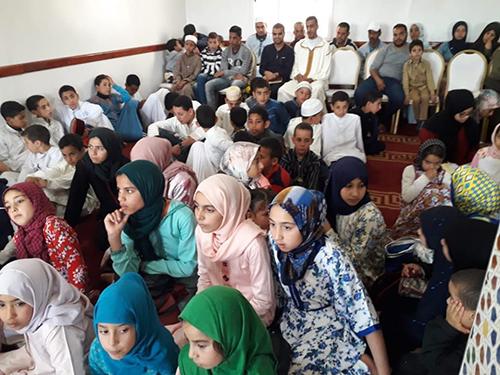 جمعية الوفاء تعلن عن نتائج المسابقة المحلية لتجويد القرآن الكريم