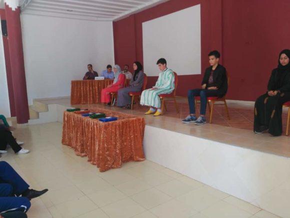 نادي القرآن بالثانوية المحمدية يسدل الستار على المسابقة القرآنية6