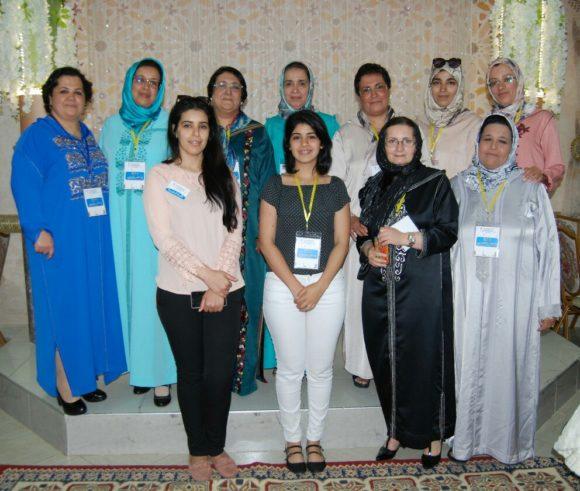 الأنوار النسوية في سمر رمضاني ثقافي روحي