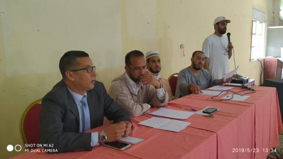 جماعة القصر الكبير وجمعية منتدى الشمال للثقافة والتنمية ينظمان مسابقة في تجويد القرآن الكريم