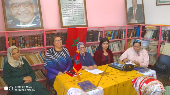 منظمة المرأة الإستقلالية بالقصر الكبير : ندوة المناصفة ، ومستجدات الوضع القانوني للمرأة