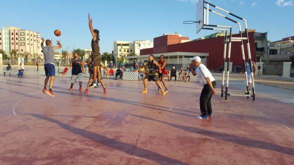 دوري جمعية النصر لكرة السلة