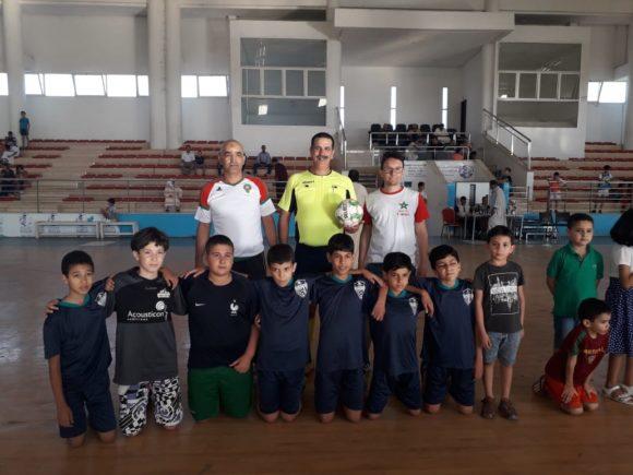 فعاليات دوري أشبال الزيتونة لكرة القدم المصغرة