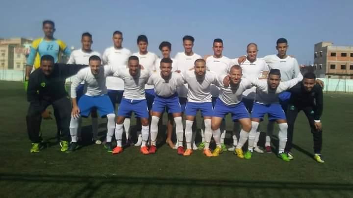 السلام القصري لكرة القدم يحقق الصعود للقسم الممتاز لعصبة الشمال