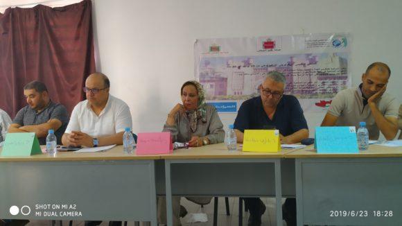 المرصد المغربي للبيئة والتنمية : مائدة علمية بيئية