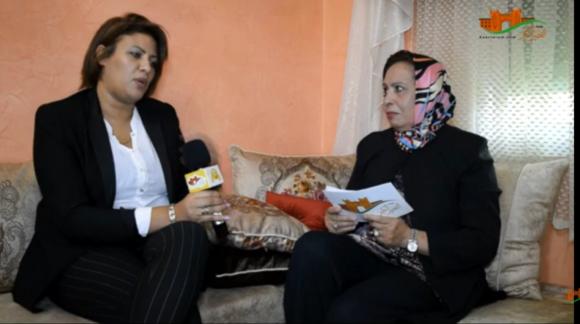 حوار مع السيدة كريمة الدراز : حكاية تحدي ونجاح