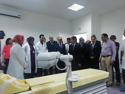 رسالة مفتوحة لمندوب وزارة الصحة بإقليم العرائش:  لماذا تعطل جهازا السكانير والراديو بمستشفى القصر الكبير  ؟