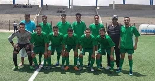 على أرضية دار الدخان : اتحاد شباب أطلس مرتيل لكرة القدم يحقق الصعود للقسم الممتاز