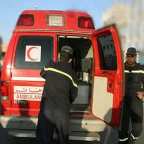 سياقة متهورة تتسبب في حادثة سير… والجاني في حالة فرار