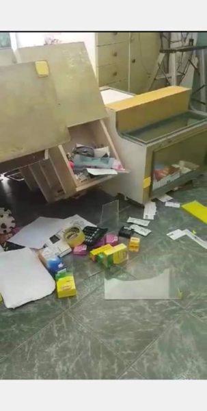 هجوم على صيدلية بالعرائش من طرف مدمن