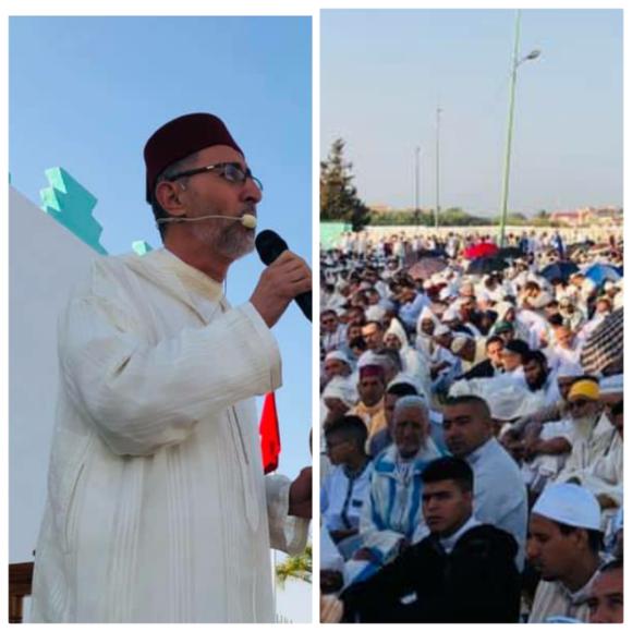 أجواء عادية تطبع أداء صلاة عيد الأضحى بمصلى المدينة والمساجد المعنية