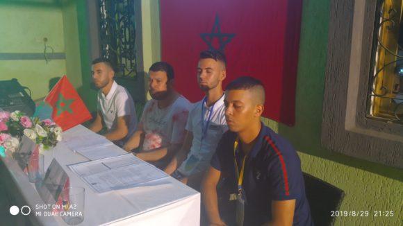 نادي الرجاء القصري : جمع عام بطموحات شابة
