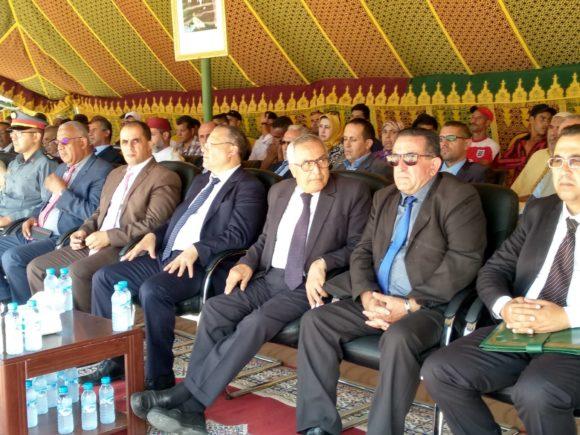 جماعة السواكن تحتضن الاحتفال الرسمي للذكرى 441 لمعركة وادي المخازن