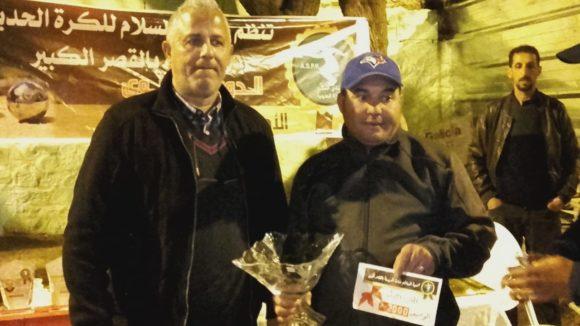 جمعية السلام للكرة الحديدية بالقصر الكبير تنظم الدوري السنوي لعصبة الشمال الغربي