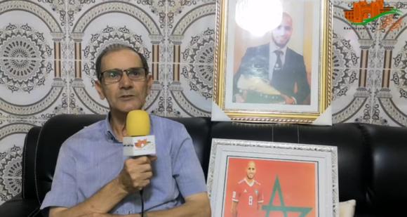 حوار مع والد اللاعب الدولي كريم الاحمدي _ الجزء 1