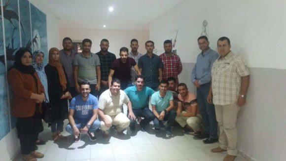 منير الطاهري رئيسا لجمعية مدرسي الاجتماعيات بالقصر الكبير لولاية ثانية
