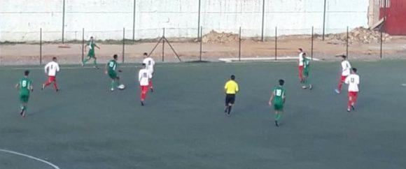 السلام القصري والشباب الاصيلي يقتسمان نقط مباراة الجولة 5 من البطولة