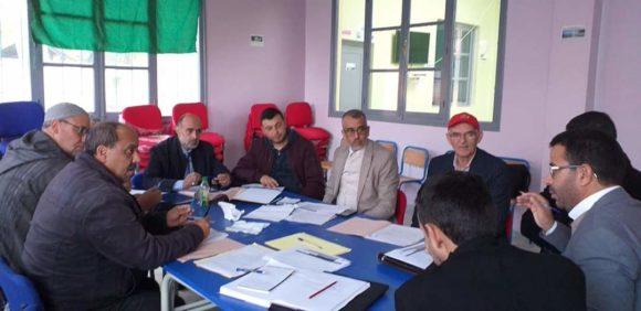 اللجنة الإقليمية لحزب العدالة والتنمية تعقد اجتماعها بالعرائش